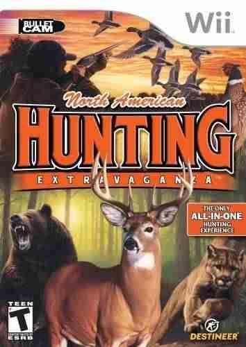 Descargar North American Hunting Extravaganza [English][WII-Scrubber] por Torrent
